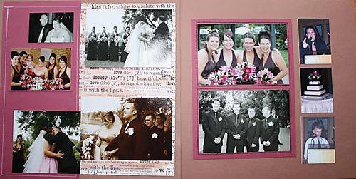 David & Mels wedding