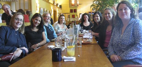 Girls lunch