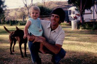 Dad & David