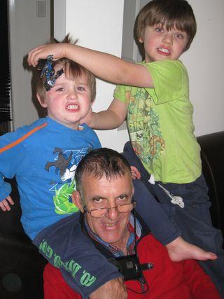 Poppy & boys