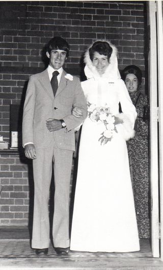 Mum & Dad wedding
