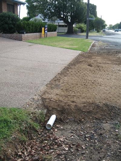 New_driveway